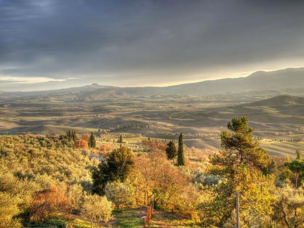 Tuscany self guided walking holiday in Italy