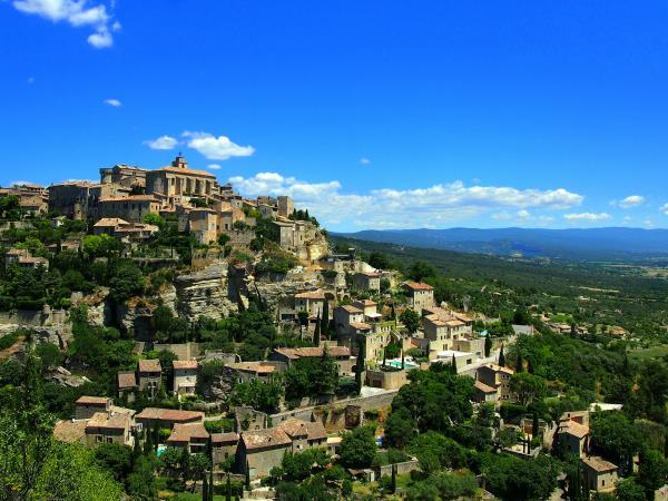 Luberon cycling holiday in Provence, France