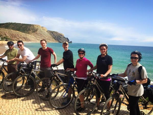 Algarve cycling holidays, coast and countryside