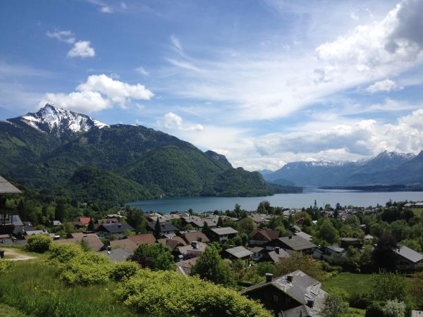 Easy walking holiday in Austria lake district