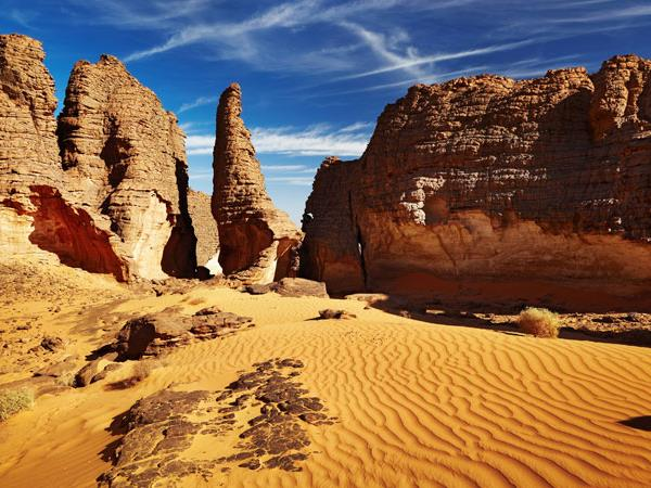 Algeria tours, jewel of the Sahara