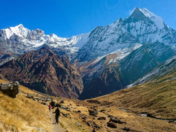 Annapurna Circuit holiday