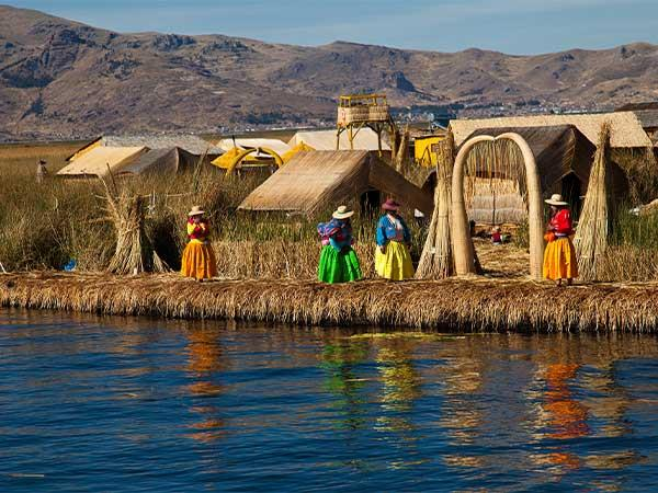 Peru cultural holiday, small group
