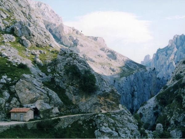 Walking in the Picos de Europa holiday
