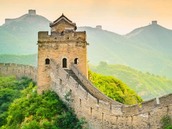Great Wall of China walking tour