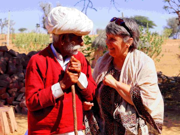 Cultural and rural tour of Rajasthan
