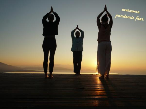 Pilates and meditation retreat in Greece