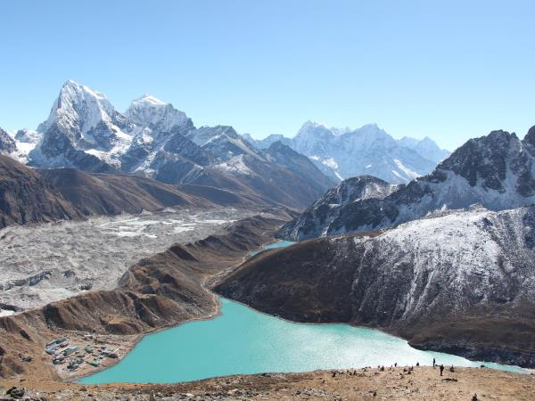 Everest region trek, Gokyo & the Renjo La