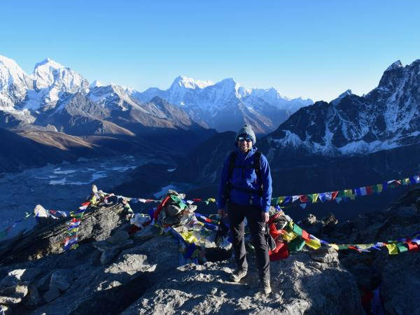 Three High Passes trek in Nepal