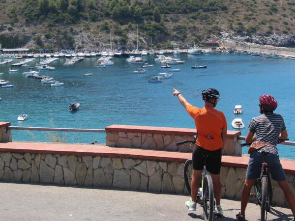 Cilento to the Amalfi Coast cycling holiday