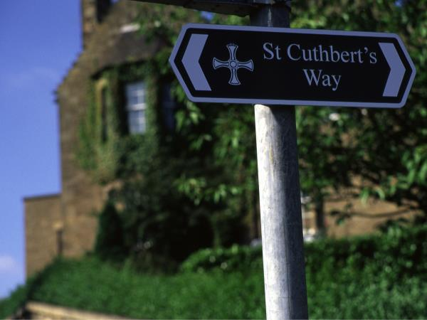 St Cuthberts Way walking holiday, England & Scotland