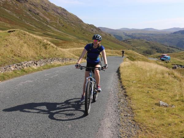 Lake District cycling holiday