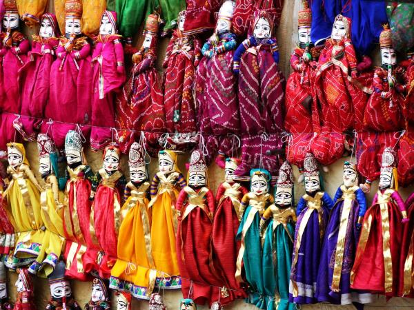 Rajasthan holiday in India, forts and palaces