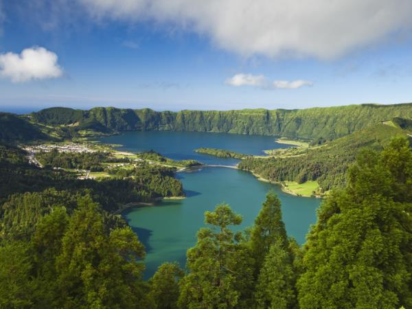 Sao Miguel tour in the Azores