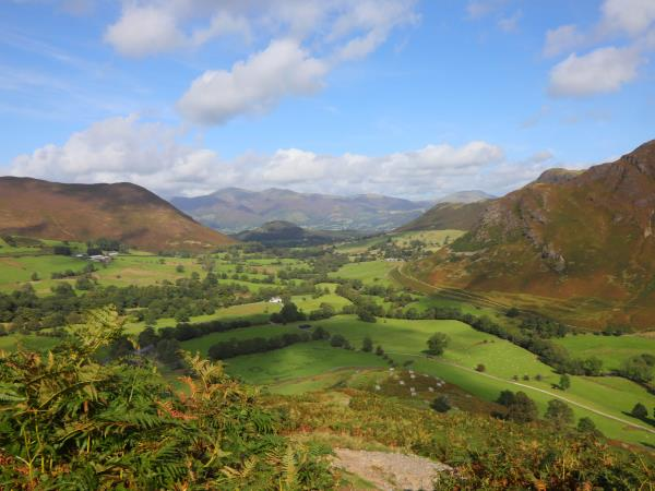 Lake District centre based walking holiday