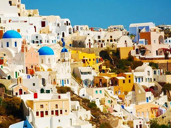 Greece tour, highlights of the Cyclades