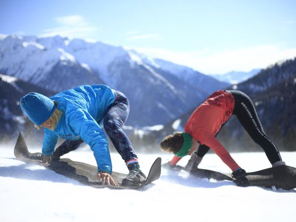 Snowboard and yoga holiday in Austria