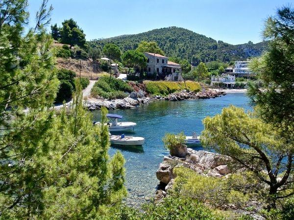 Holistic holiday in Greece