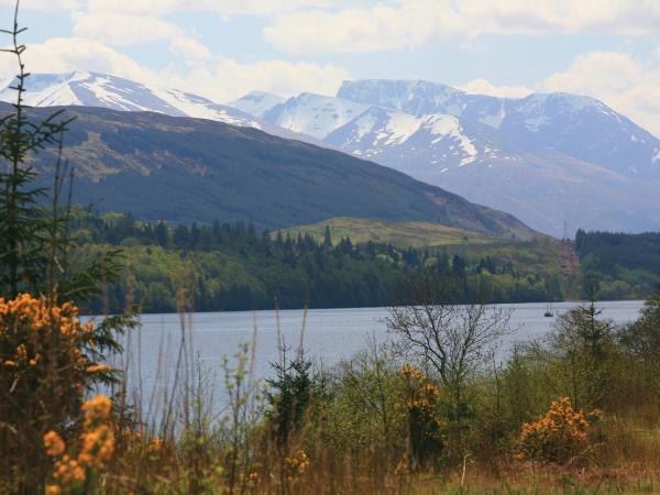 Great Glen Cycle Way cycling holiday in Scotland