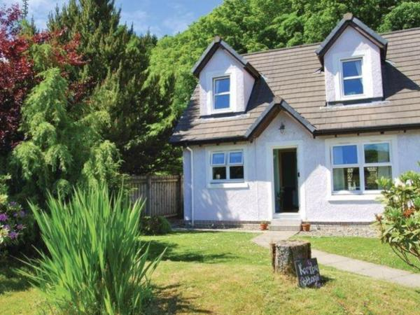 West Highlands self catering cottage in Scotland