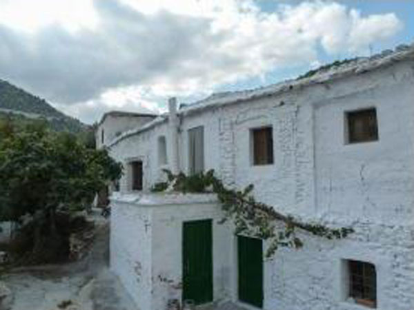 Alpujarras self catering cottage in Spain