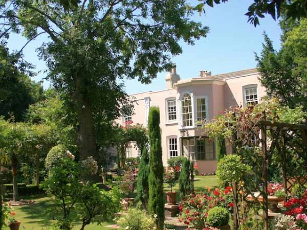 Eastbourne Manor House B&B, South Downs, England