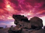 Remarkable Rocks of Kangaroo Island, South Australia. Photo by South Australia.