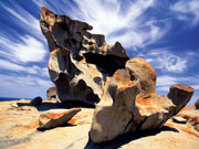 Remarkable Rocks, South Australia. Photo by South Australia Tourist Board