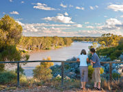 River Vista Morgan, South Australia. Photo by South Australia Tourist Board