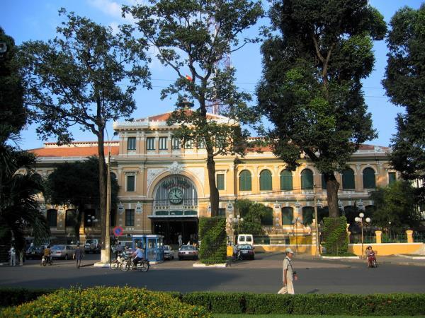Indochina overland tour, Saigon to Angkor