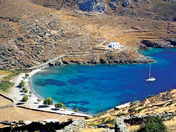 Greece walking holiday, Kythnos