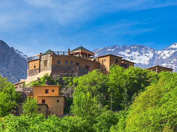 Luxury trekking holiday in the Atlas Mountains