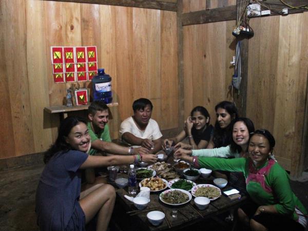 Vietnam hill tribe trek and homestay