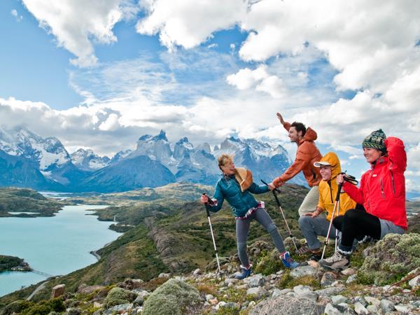 Patagonia Family Holiday Glacial Lakes And Mountains