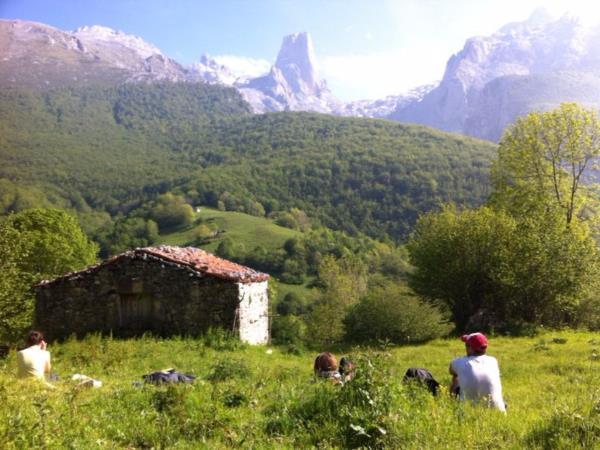 Spanish course & walking holiday, Picos de Europa, Spain