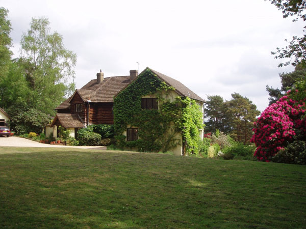 South Downs B&B in Hillbrow, nr Liss, England