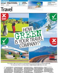responsible travel & tourism greenwashing, ecotourism