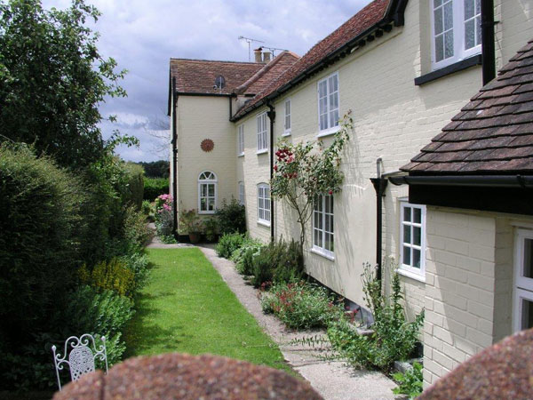 South Downs B&B near Chichester, England