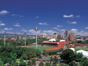 Adelaide Oval, South Australia. Photo by South Australia Tourist Board
