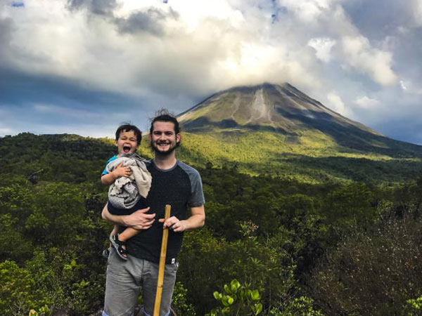Costa Rica family holiday