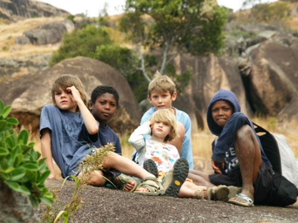 Madagascar family holiday