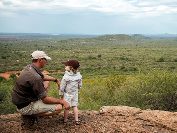 South Africa and Mozambique family holiday