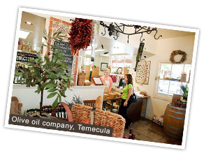 Olive Oil Company in Temecula