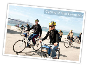 Cycling in San Francisco
