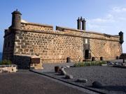 Castillo San Jose, Lanzarote. Photo by Lanzarote Tourist Board