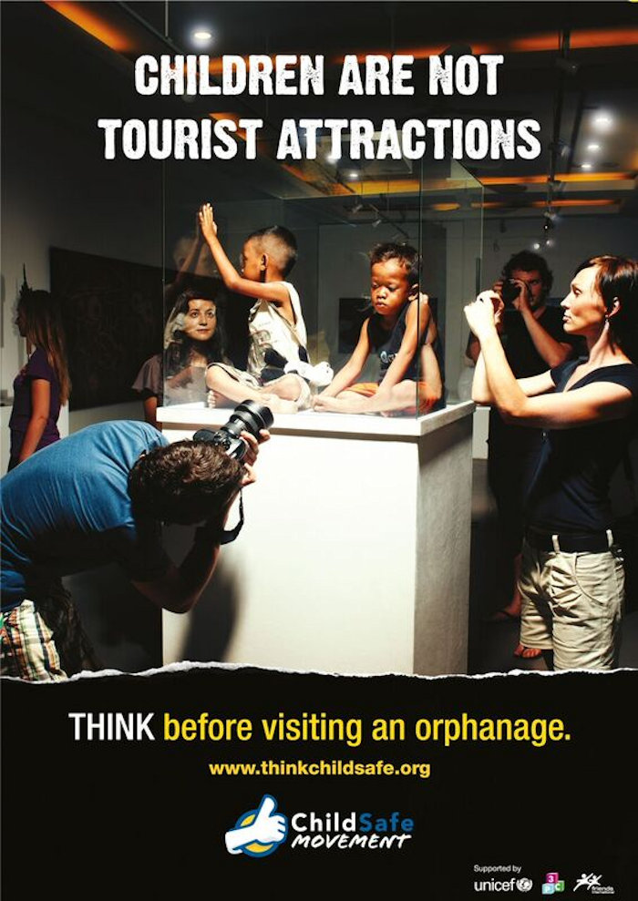 Tourist visits to orphanages, despite best intentions, cause more harm than good