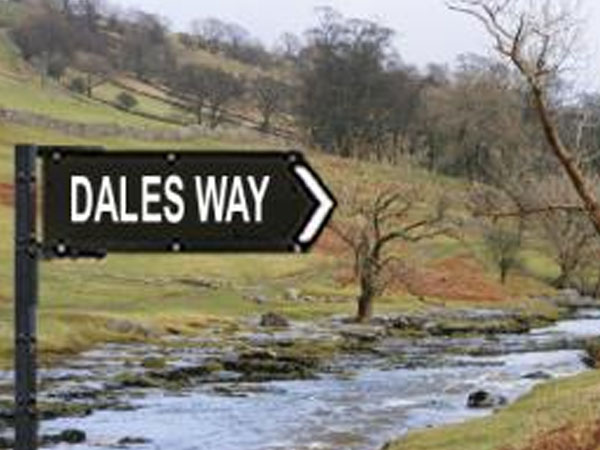 Dales Way walking holiday in Yorkshire, England