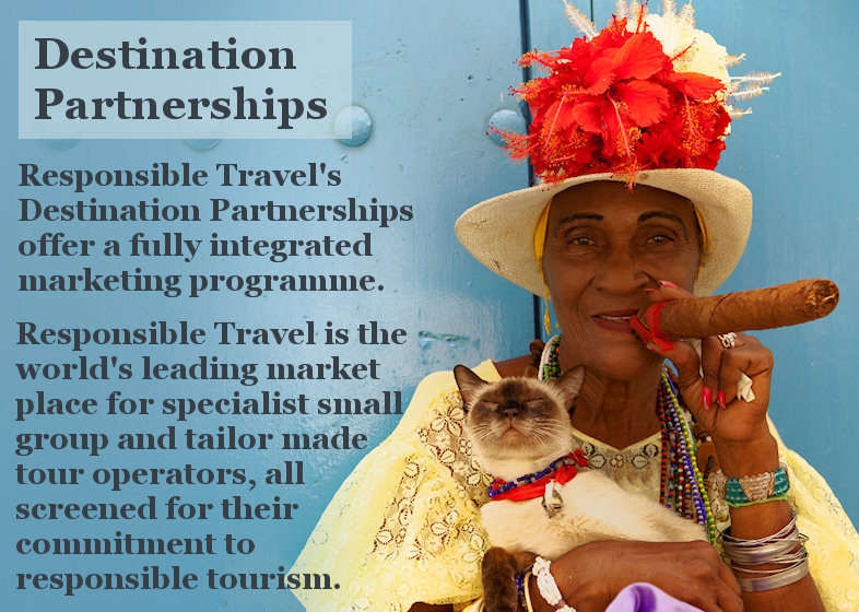 Destination Partnerships
