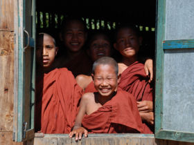 Monks, Burma: Why we lifted our boycott