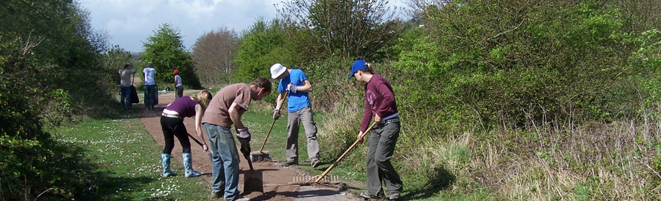 Lewes volunteer day